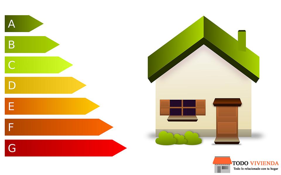 Valores para certificación energética.