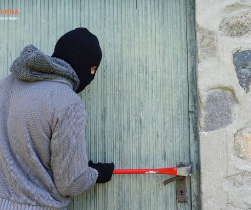 Cómo actuar si entran a robar a mi casa y estoy yo dentro